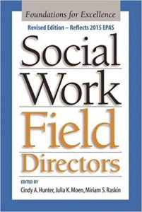 Social Work Field Directors: Foundations for Excellence